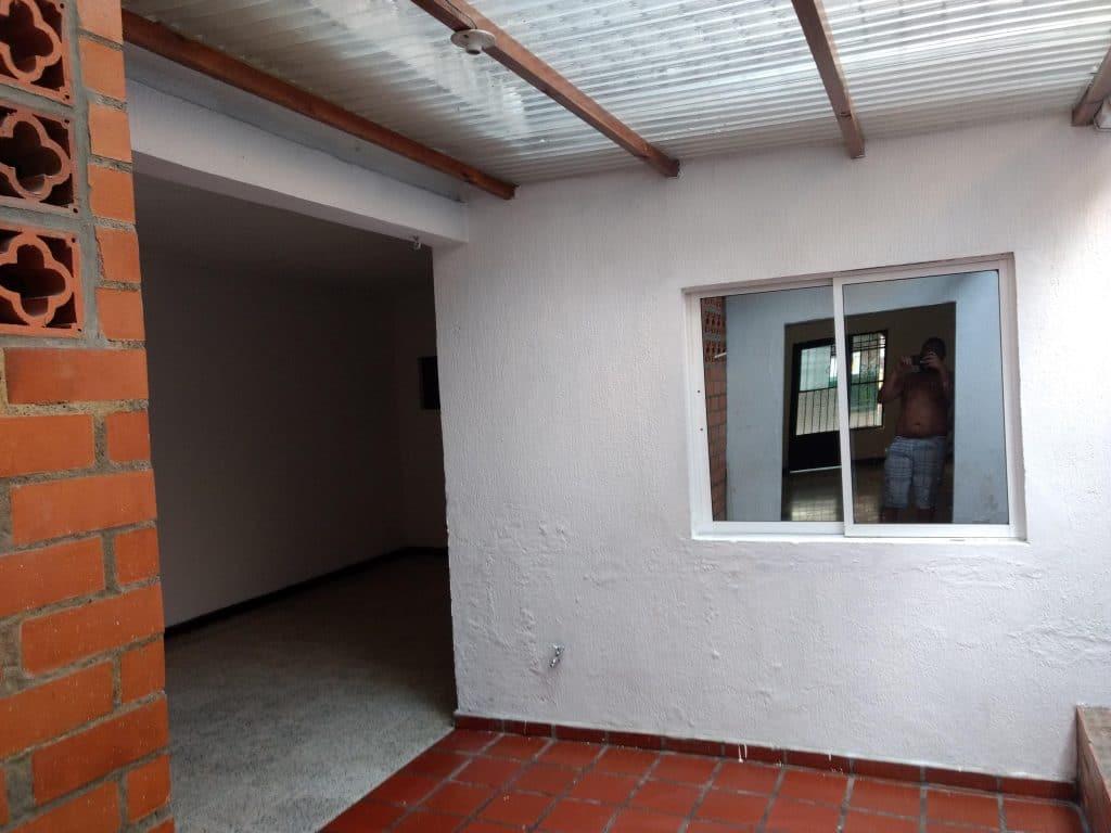 en venta patio interior del apartamento