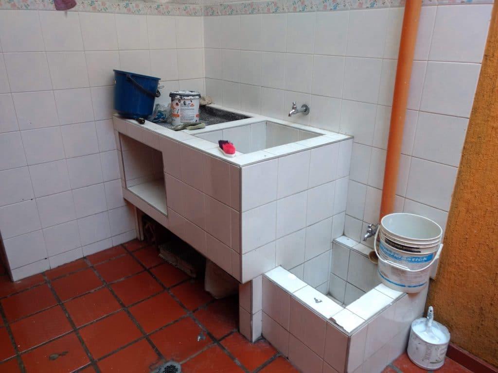 lavadero del apartamento principal