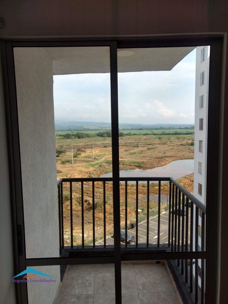 cuenat con dos balcones