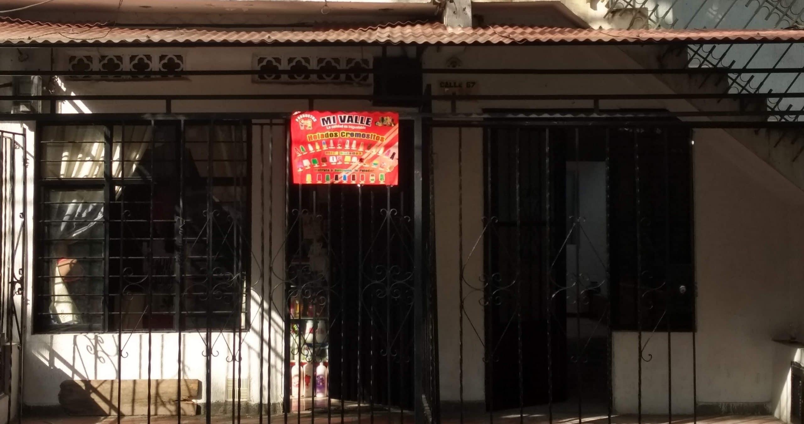 venta de apartamento cuenta con reja de seguridad